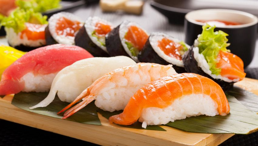 Le Iene lanciano l'allarme: attenzione al sushi che mangiamo