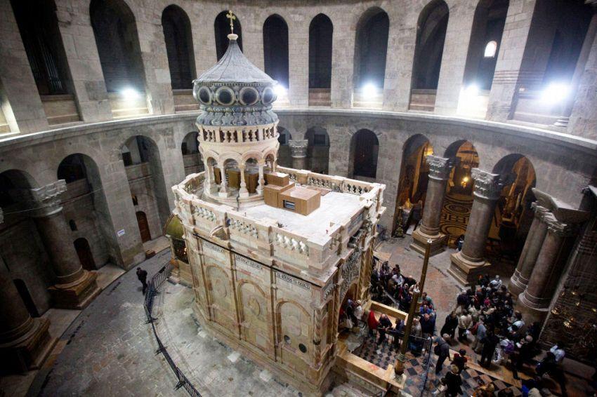 La tomba di Gesù riapre al pubblico. Ecco come si presenta ora