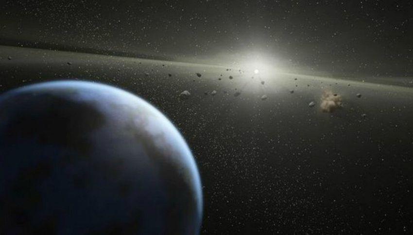 Asteroide in avvicinamento, sfiorerà la Terra il 19 aprile 2017
