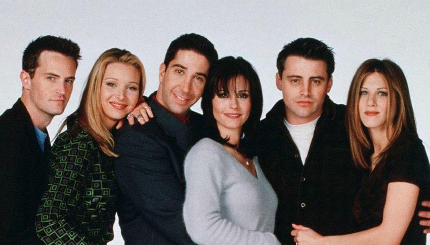 Friends torna in versione musical dopo 13 anni