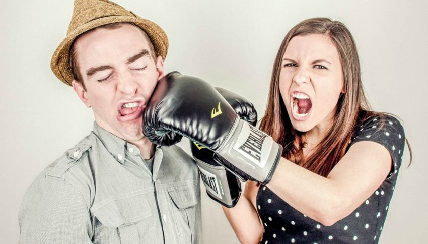 Litigare è salutare per la coppia