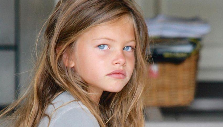 Ricordate la bambina più bella del mondo? Ecco com'è oggi