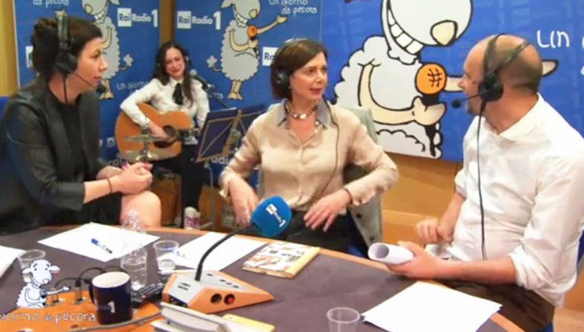 Laura Boldrini e la rivelazione sulla sua vita privata