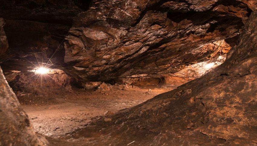 Ecco la caverna più lussuosa di sempre