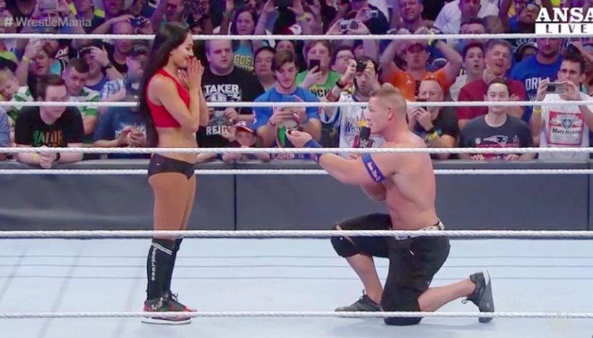Il wrestler John Cena lascia tutti senza parole per questo gesto