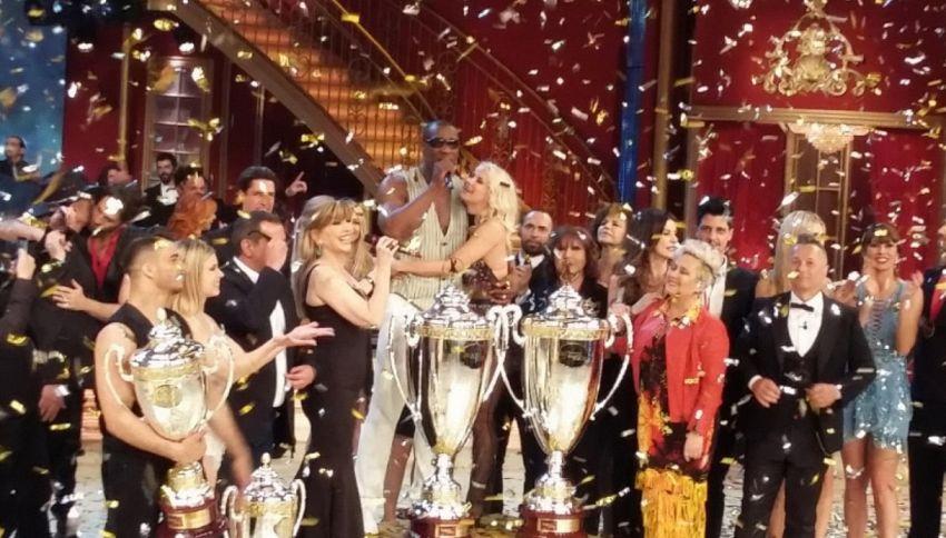 Finale di Ballando con le stelle 2017: vince Oney Tapia
