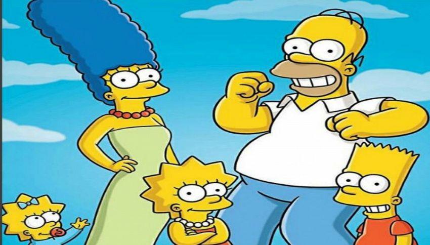 19 aprile 1987: Prima puntata dei Simpson