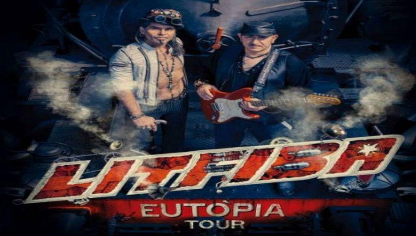 Litfiba: le date del tour estivo