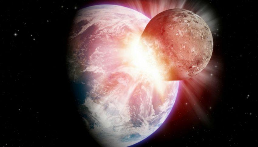 Un pianeta misterioso starebbe per impattare contro la Terra