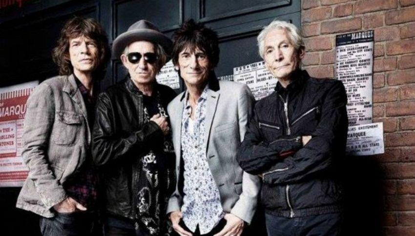 Rolling Stones: in arrivo il loro nuovo album