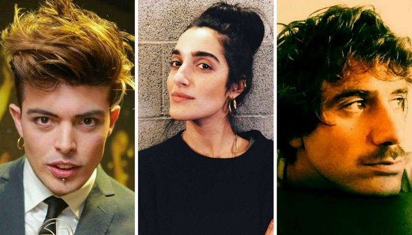 X Factor 11: Tommaso Paradiso, Levante e Stash giurati?