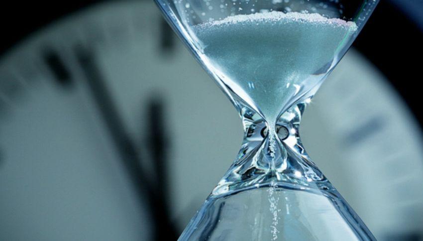 Il tempo non passa? Dipende dalla lingua che parli