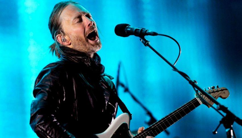 Thom Yorke, per ascoltare il nuovo brano chiama il numero verde