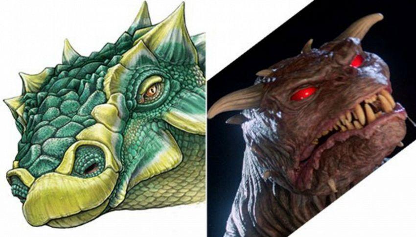Scoperto un nuovo dinosauro uguale al demone di Ghostbuster
