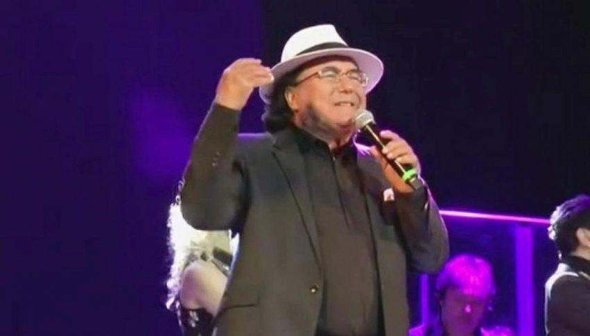 Al Bano è tornato a cantare