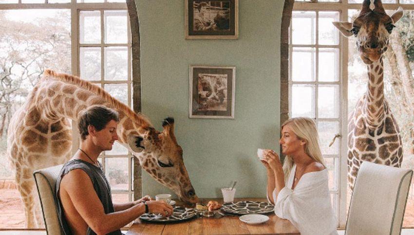 La vita extralusso della coppia di blogger viaggiatori