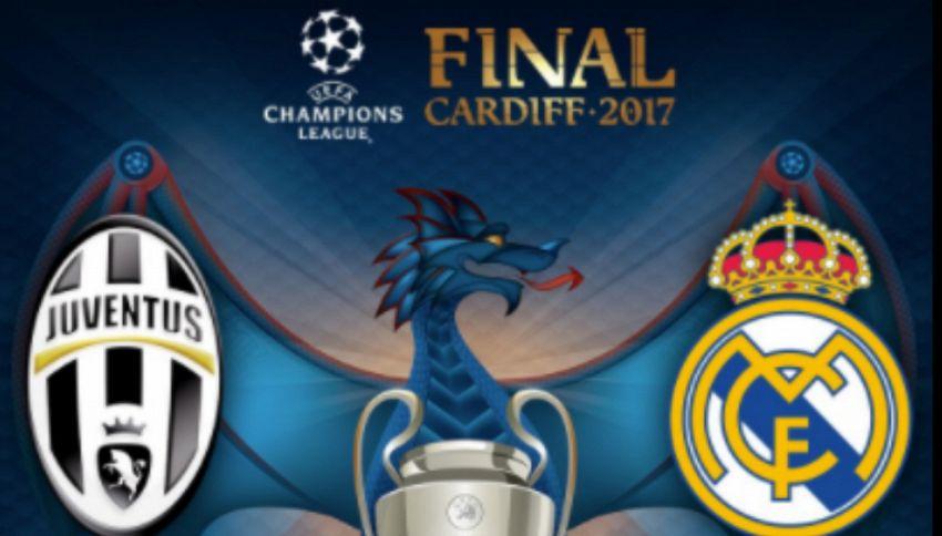 Juventus-Real Madrid : data, programma, orari, tv Canale 5