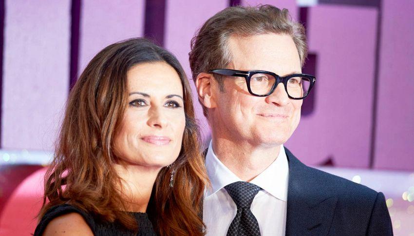 Colin Firth diventa italiano grazie alla moglie
