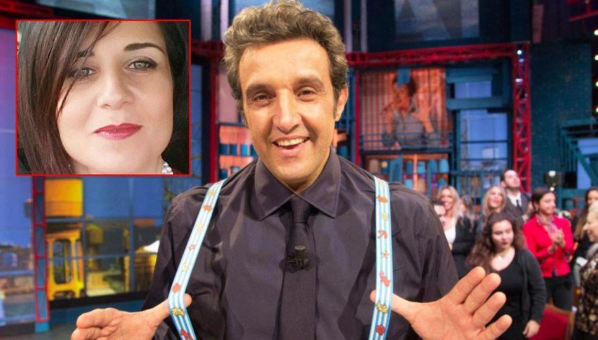 Flavio Insinna pronto a lasciare la tv per la politica