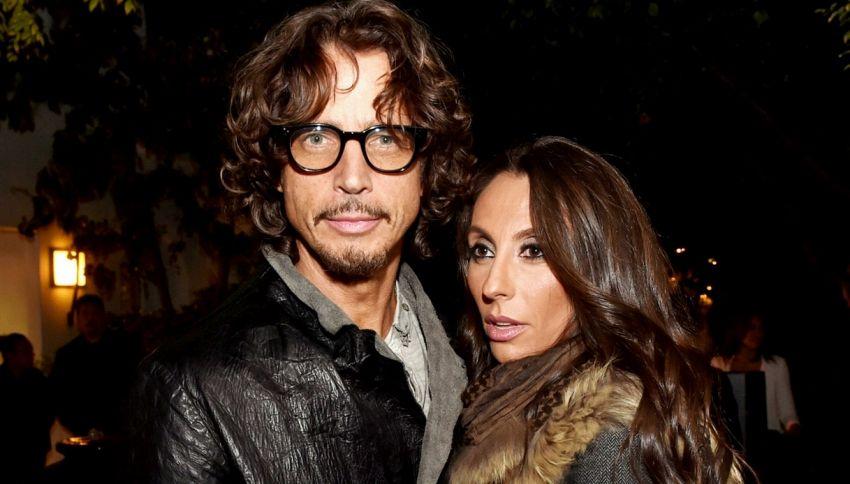 Chi è Vicky Karayiannis, la moglie di Chris Cornell