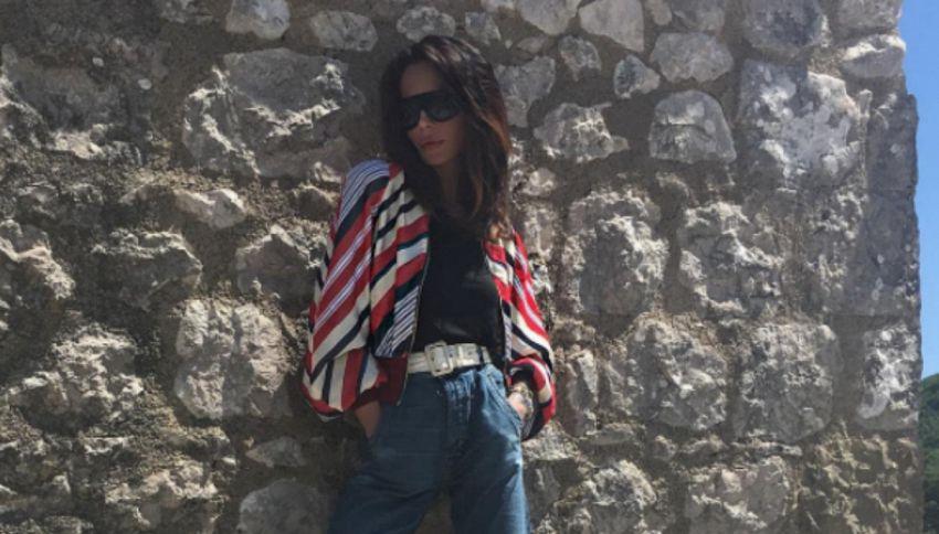 Nina Moric: bufera sui social per la Festa della Mamma
