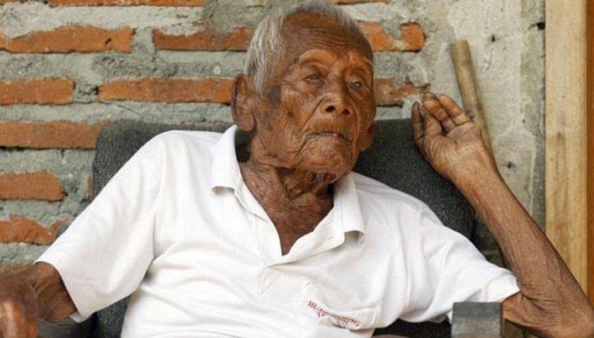 Morto Nonno Ghoto, l'uomo più vecchio del mondo