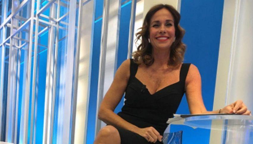 Domenica In, Cristina Parodi al posto di Pippo Baudo?