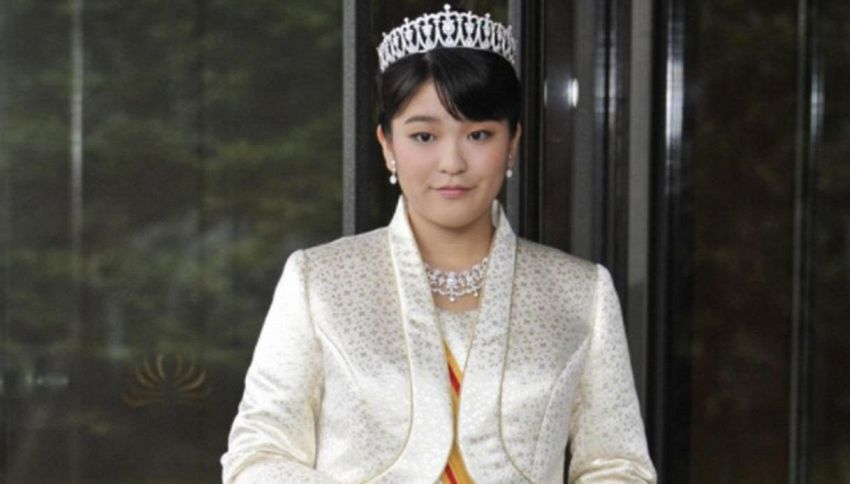 La principessa Mako rinuncia al titolo. Ecco chi sposerà