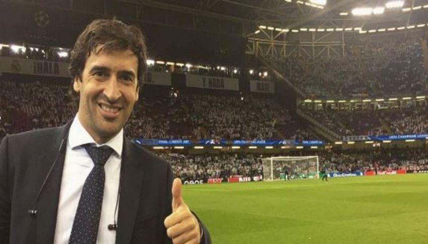 Raul compie 40 anni. Leggenda del Real Madrid