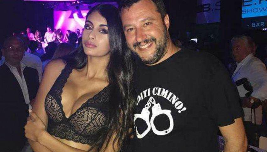 Chi è Ahlam, la modella marocchina che ha conquistato Salvini