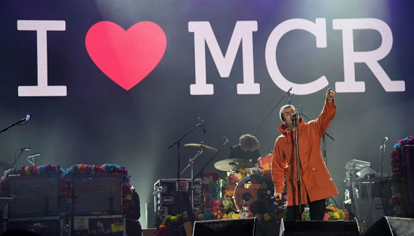 Liam Gallagher attacca Noel, assente al One Love Manchester