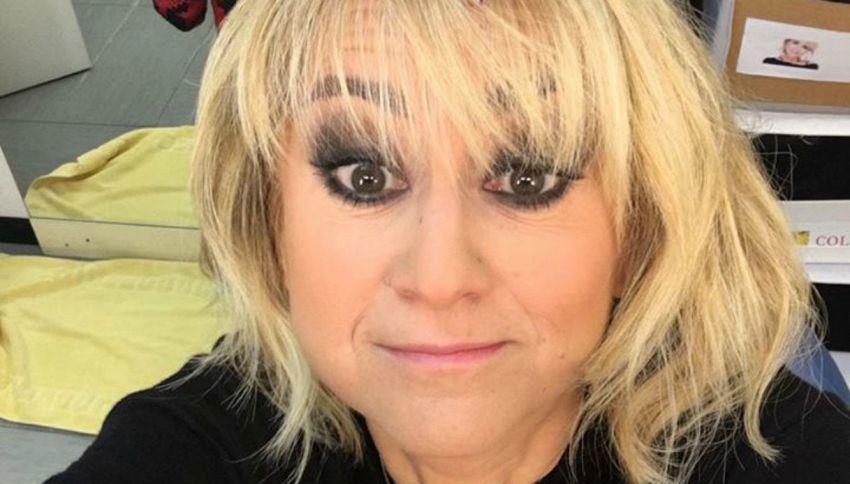 Luciana Littizzetto al suo esordio in tv: la riconoscete?