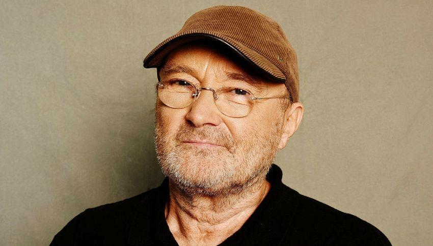 Brutto incidente per Phil Collins: cancellata la tournè