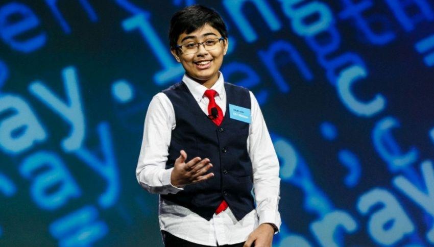 Tanmay ha 13 anni, è un programmatore e vuole cambiare il mondo