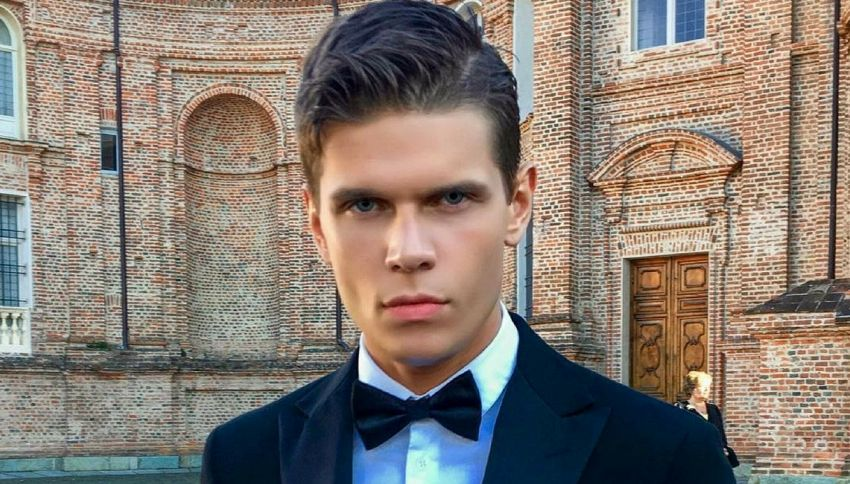 Chi è Alessandro Egger, concorrente di Pechino Express 2017