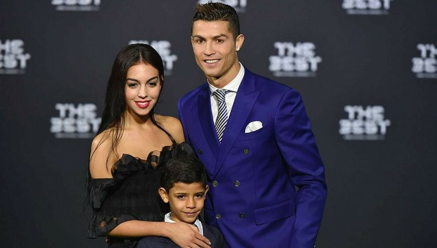 Ronaldo padre di due gemelli (non quelli che aspetta da Georgina)