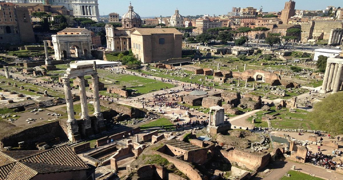 Cartina Antica Roma.Ecco La Mappa Della Metropolitana Dell Antica Roma Supereva