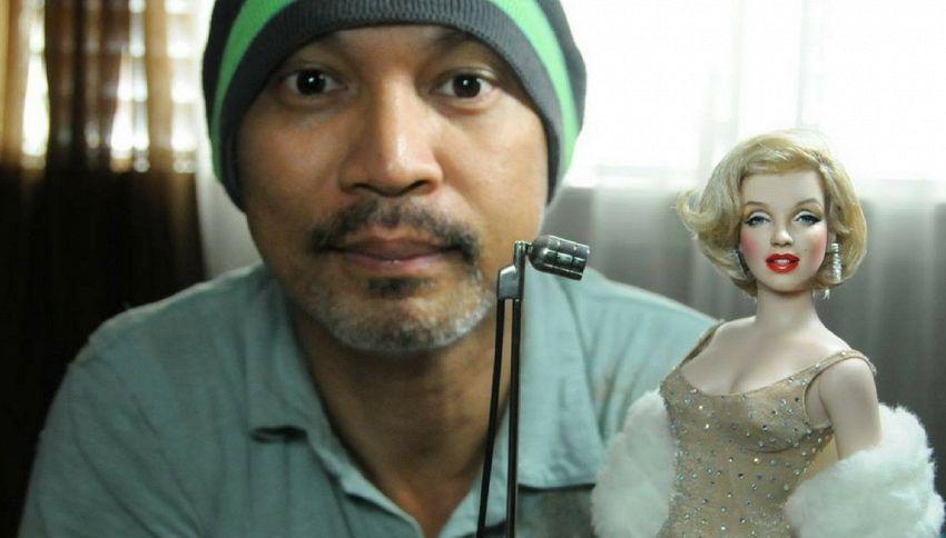 Le bambole di Noel Cruz: delle vere e proprie opere d'arte