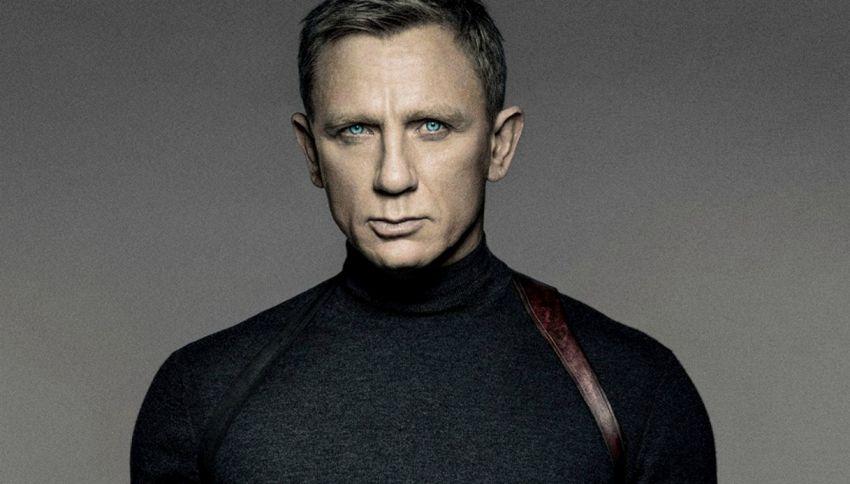007: Daniel Craig sarà ancora James Bond