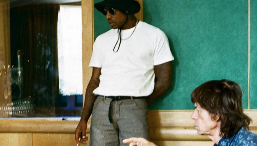Cosa ci fanno Skepta e Mick Jagger in studio insieme?