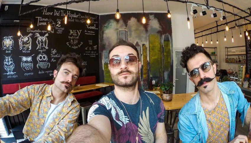 Smania Uagliuns: è uscito il nuovo video su Bucarest