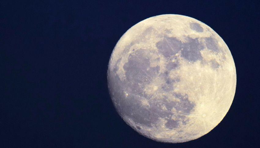 2018: arrivano la pioggia di meteore e l'eclissi totale di Luna