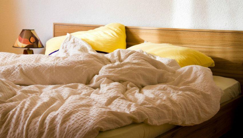 Rifare il letto può cambiarti la giornata: ecco perché