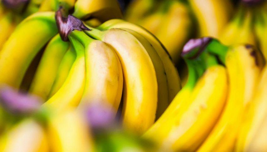 Una banana potrebbe salvare migliaia di vite umane