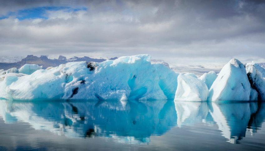 Un buco più grande del Piemonte si è appena aperto in Antartide
