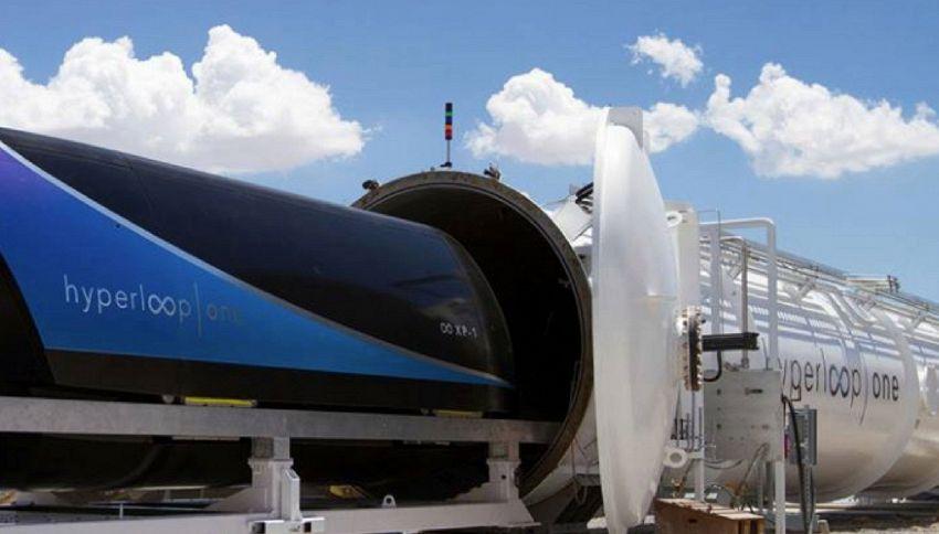 Il treno più veloce del mondo ha superato il primo test