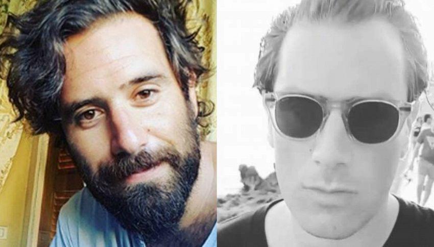 TheGiornalisti: ecco Tommaso Paradiso senza barba e baffi
