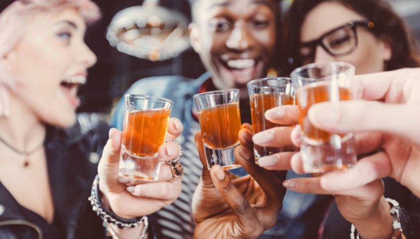 L'alcol aiuta la memoria. Lo dice la scienza