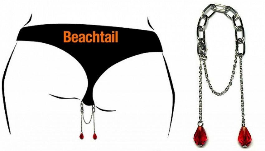Il ciondolo estivo intimo per il bikini è la nuova moda