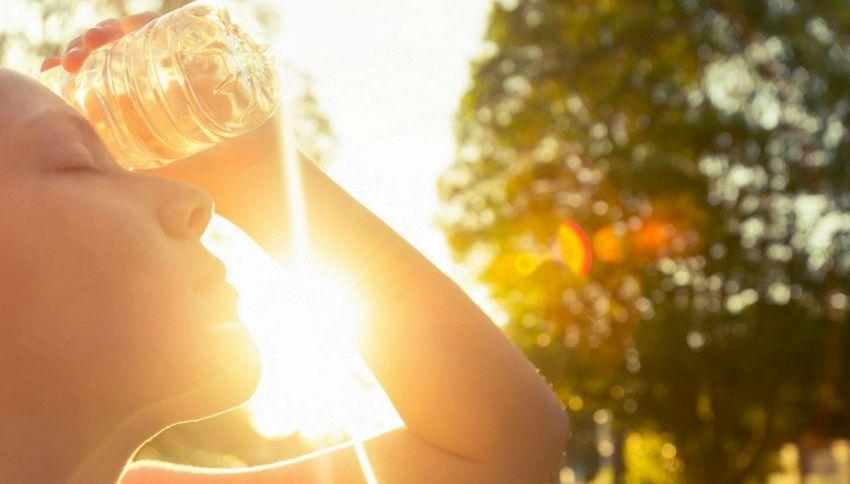 Quali sono gli effetti del caldo sul corpo umano?
